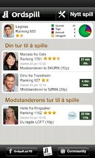 Ordspill- screenshot thumbnail