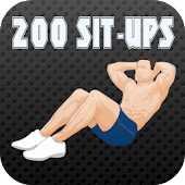 200 Sit-ups Abs Training