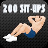 200 Sit-ups Abs: Training Plan