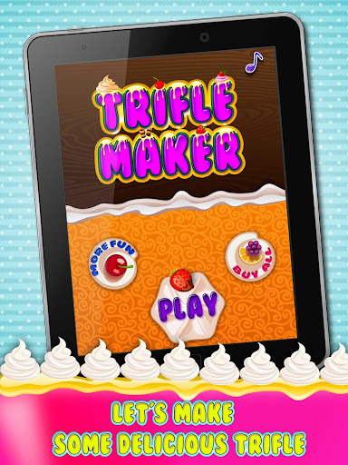 玩免費休閒APP|下載プリンメーカー - 料理ゲーム app不用錢|硬是要APP