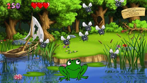 Hungry Hungry Frog