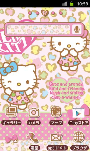 HELLO KITTY Theme128