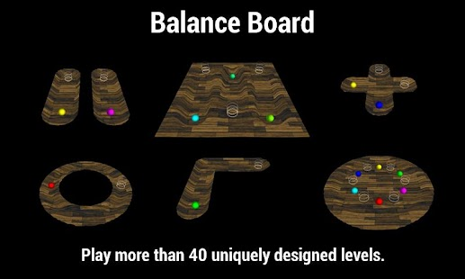 Balance Board - Labyrinth Game- screenshot thumbnail