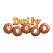 Daily Vocab Widget
