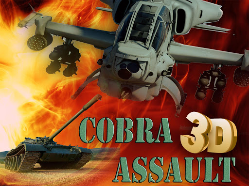 【免費冒險App】Cobra Assault - Tank Slayer 3D-APP點子