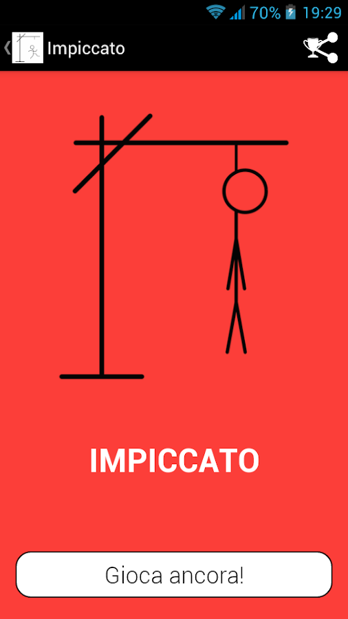Impiccato- screenshot