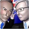 Abbott VS Rudd icon