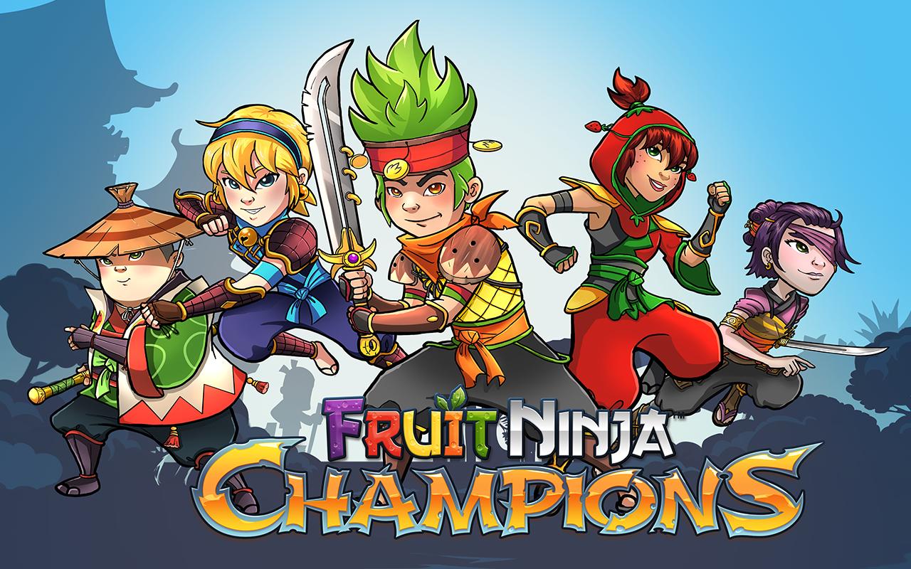 Fruit ninja 5 - Screenshots