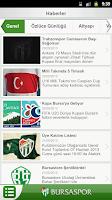 Screenshot of Bursaspor