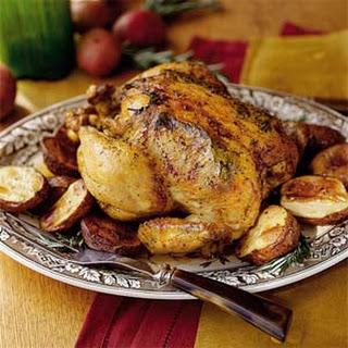 Jan's Roasted Chicken.