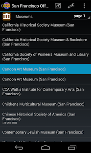 San Francisco Offline City Map- screenshot thumbnail