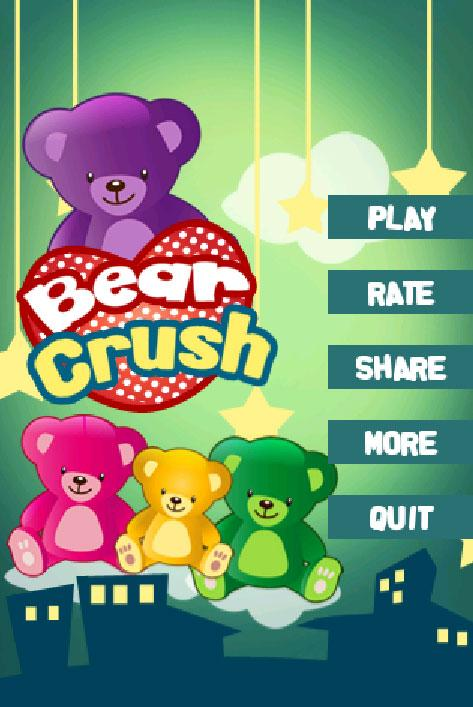 Bear Crush - screenshot