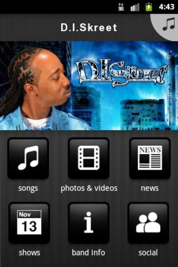 D.I.Skreet - screenshot
