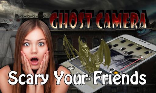 Ghost Photo Scary Prank