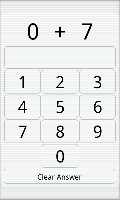 Brain Training - Math Workout - screenshot