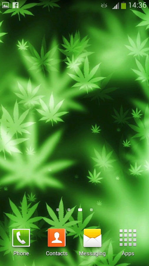 weed live wallpaper android apps on google play