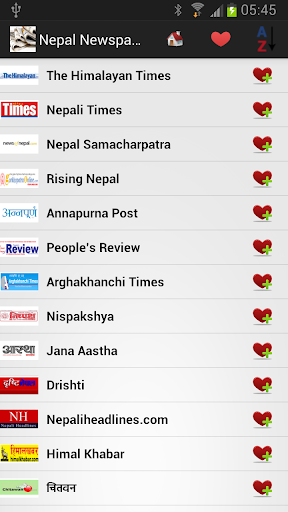 Nepal Newspapers And News