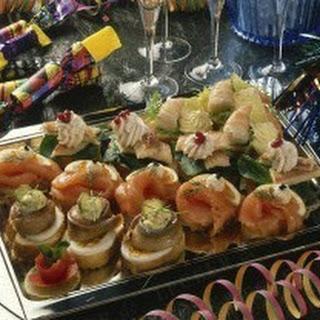 Party-Fischhappen