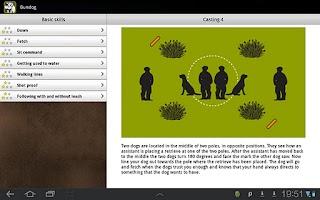 Screenshot of Gundog