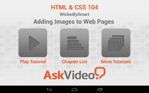 HTML CSS 104