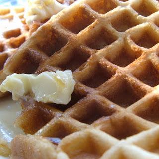 Malted Milk Waffles