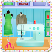 Fashion Tailoring Girls Games