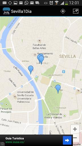 Sevilla en 1 día