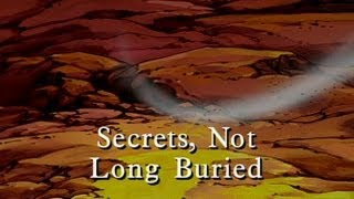 Secrets, Not Long Buried