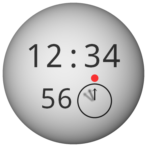 Time Setting Clock LOGO-APP點子