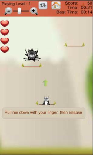 【免費街機App】Sky Panda Free-APP點子