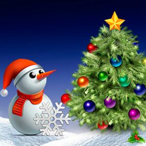 聖誕壁紙活 LOGO-APP點子