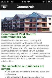 World Pest Control- screenshot thumbnail