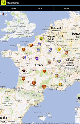 Gîtes en France - Gite BnB