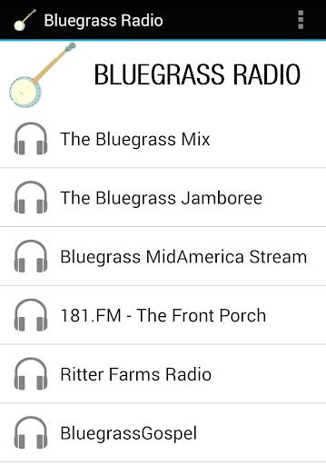 Bluegrass Radio