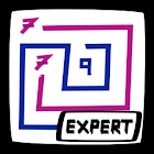 Draw the lines Expert -Arukone icon