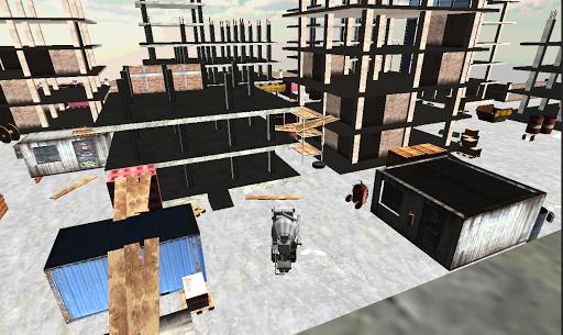 Concrete Mixer Truck Simulator