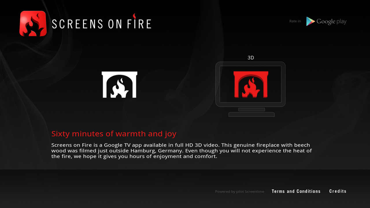 screens on fire android apps on google play