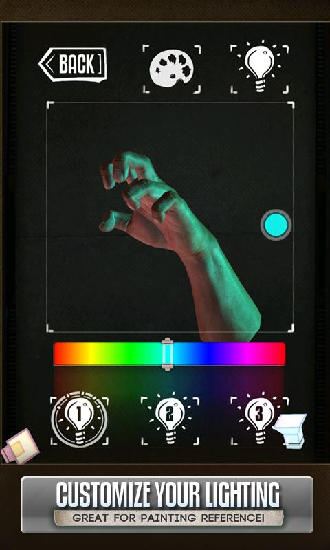 Handy Art Reference Tool - screenshot