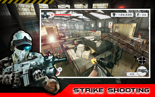 Strike Shooting - SWAT Force