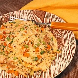 Turkey and Vegetable Pilaf