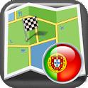 Portugal Offline Navigation icon