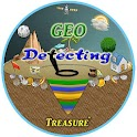 Geo Detecting Treasure Cache icon