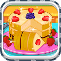 Cooking Ice Cream Cake Game icon