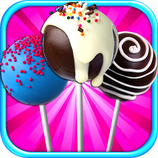 Cake Pop Maker - Cooking Games LOGO-APP點子