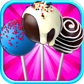 Cake Pop Maker - Cooking Games