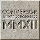 Roman numerals icon
