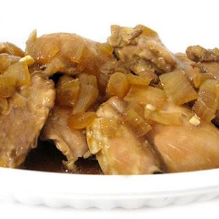 Crock Pot, Skinny Chicken Teriyaki.