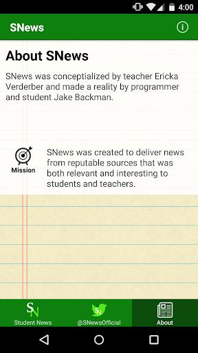 SNews - Student News