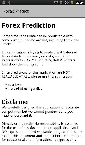Forex Predict