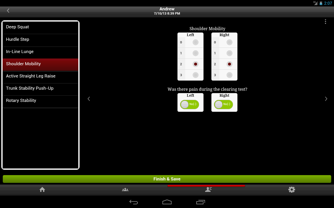 FMS Mobile - screenshot